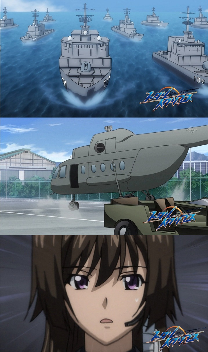 edelweiss anime quality that awful forget alternative total eclipse dont muv-luv