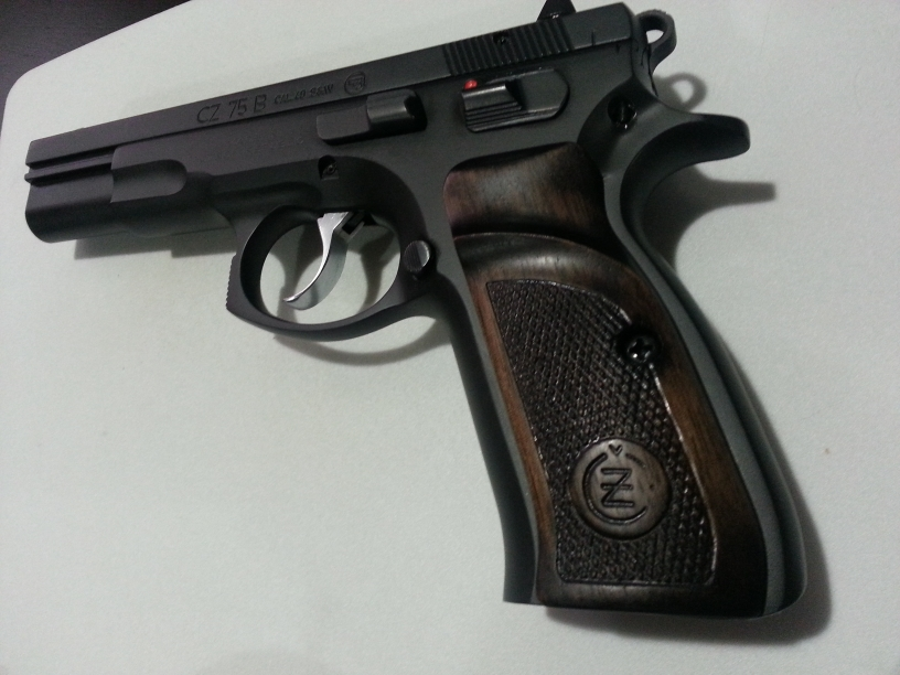 boyiee general basic months couple rifle ballistic black beat 308 nice such guns fellow picked post owner cz-75