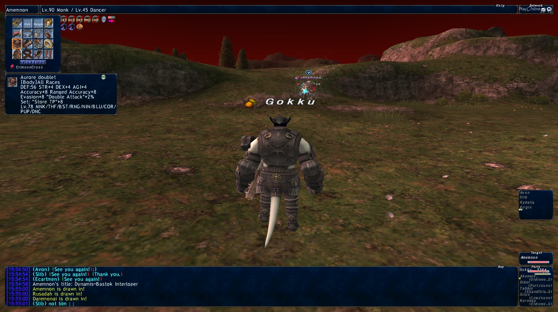 gokku ffxi gear lv78 wear stand cares leech dolls xxii thread literally player make pics renzys gimpleeches long taking shots screen point fast killing presuming lv90s contribute mobs gonna vtit listed mooch damage contribution tier this play gimpconfusedwtf contributions