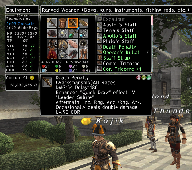 thunderlips ffxi doing this that comes love down proph also caliburn grats tool shame like prophett moirai leviathan list relicmythic weapons seems completed known time long forever