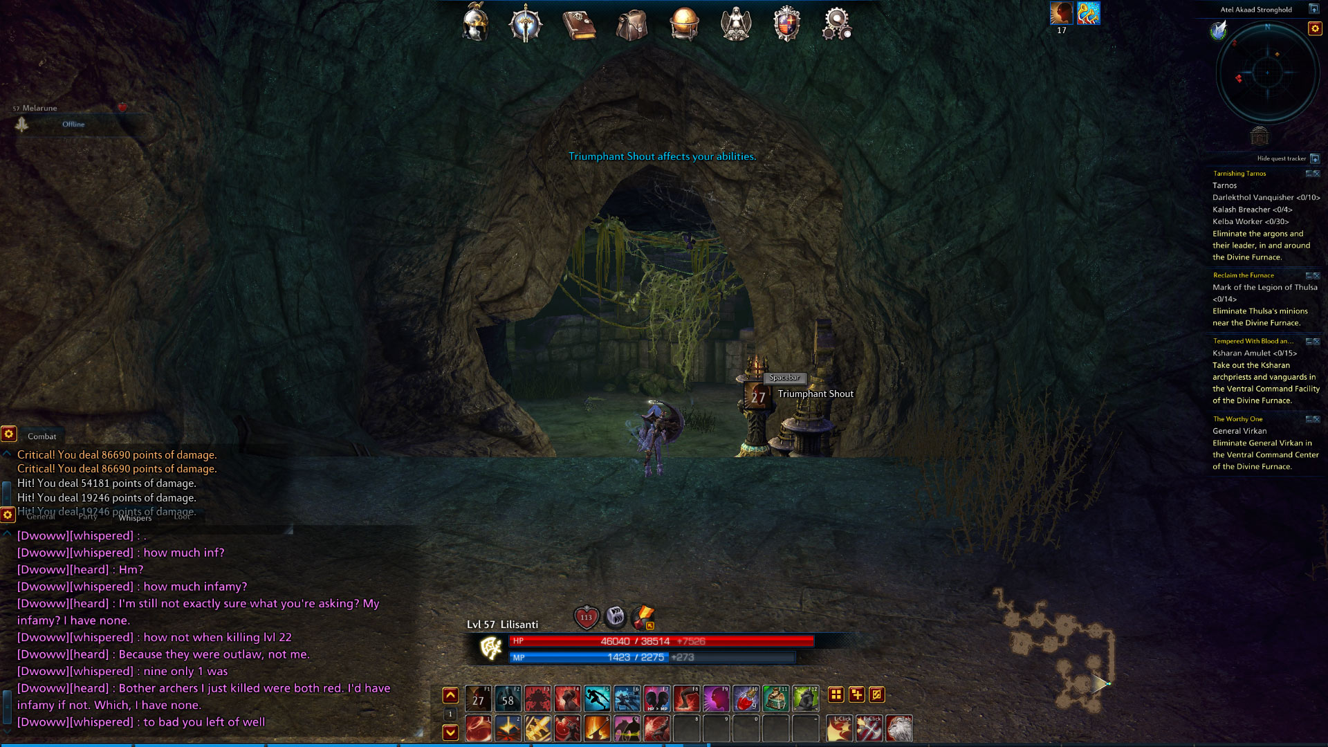 leashedragon games opening gameplay trailer experience preview online media removed heres tera