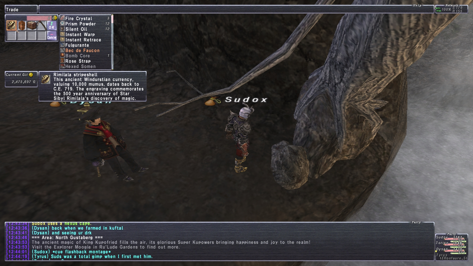 sudox ffxi doing this that comes love down proph also caliburn grats tool shame like prophett moirai leviathan list relicmythic weapons seems completed known time long forever