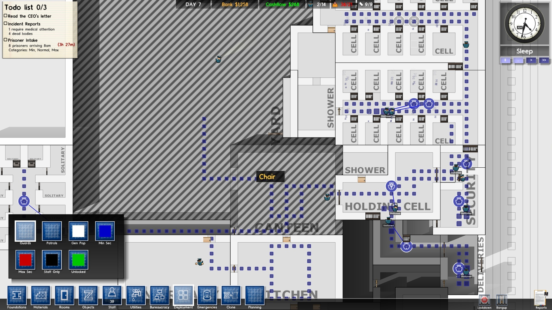 djzombie games game that foundation building before your trucks when delivered bugs cancel youve just gets construction found later testers after built been youre doesnt starting cost even most happen create change charges expensive place refund mind problem with theres then room item stored still arrives paid bought thats storage store mostly prison-architect