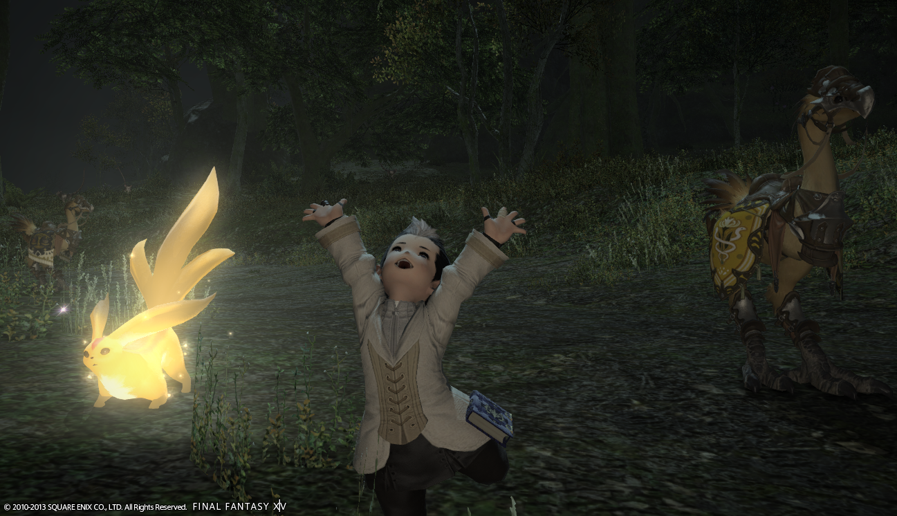 aidencarby ffxiv know ears really this used shitpost with just like deal forum over month entire grind inb4 lala thread picture cute lalafell coming that fate posting soon