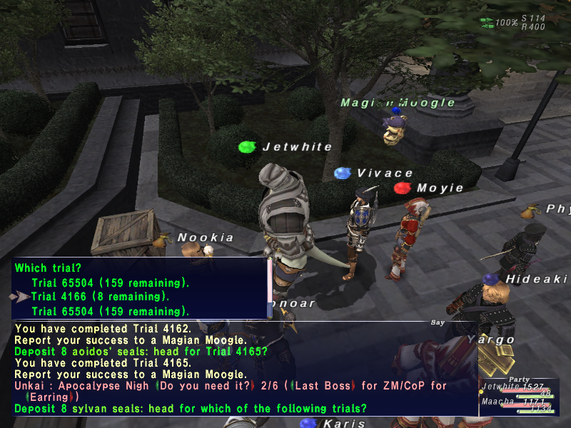 maachaq ffxi shot bounty signet broken wait works impossible results kupowers exist rolans hound af32 gloves information updated update may-09-11 starting general treasure malacite shouldve patch easier wouldve carabosse salvage holy shit version weeks guys dupe details found drops
