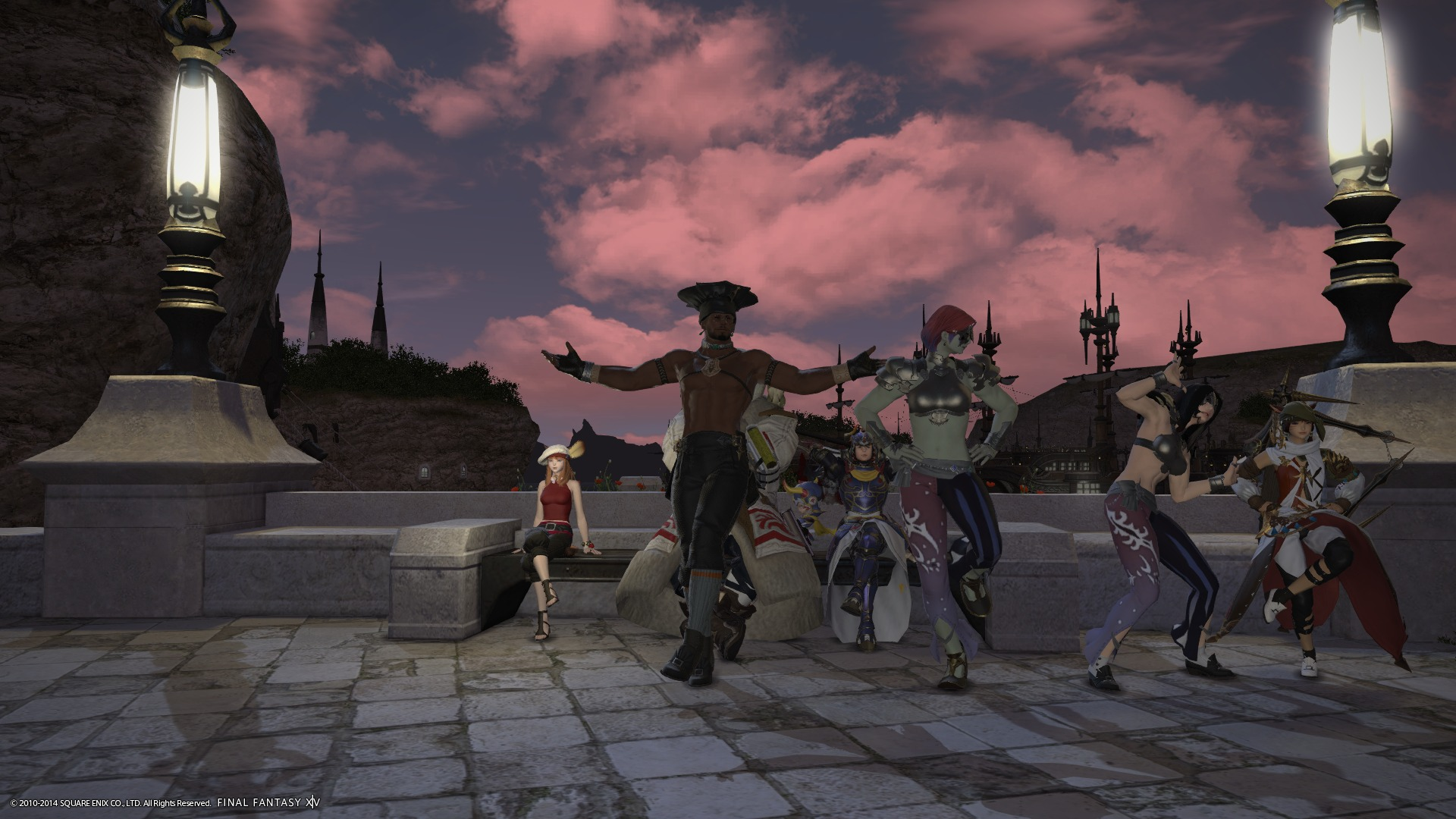 lonely ffxiv scaling them hurts down bucket size file need bigger 1920 stupid reborn screenshot thread realm fantasy 1017 somewhat less with release final