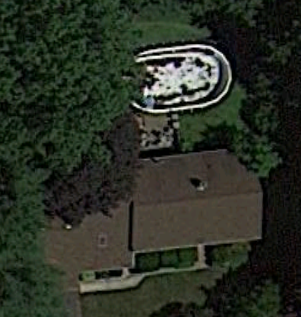 tokitoki general yard pool from path puppy been gone cause maps picture google backyard above years nearly definitely this uncles forth back jump awesome training fence info first post