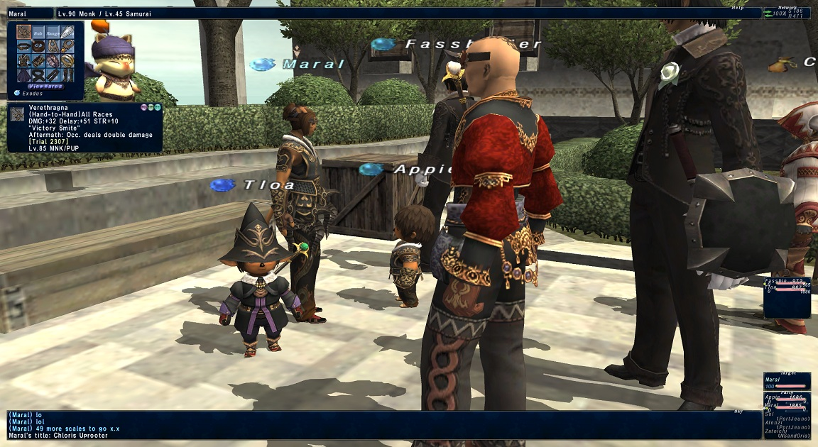 appie ffxi will would guess this they compensate likeley makeing destroyable totems most drawback weak last forever another there aoes whatsoever about what diabio maybe helixeskaustra include completely gets fucked over debuff alot when says weapons release know also have long time wouldnt form never allow said true magian hold breath that