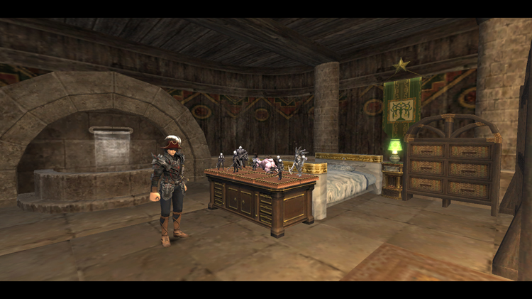 trigun ffxi madness house