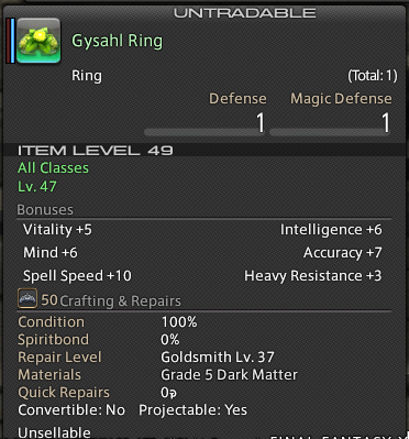 blindsharingan ffxiv retainer continues long lost death upon compendium useful pugs out-dps sanction will never