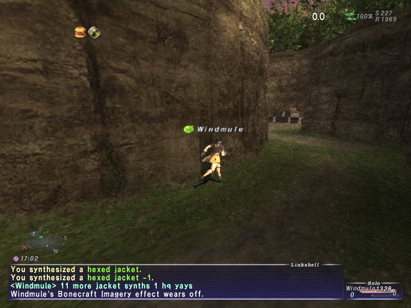 dasva ffxi very time long first zouri crafts accidently forum crafting whole amazing