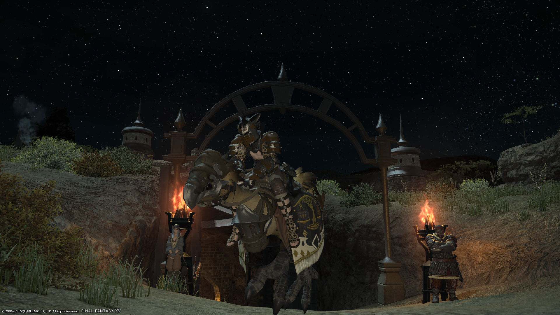 lucavi ffxiv limsa through tonight well screenshots lifted phase beta