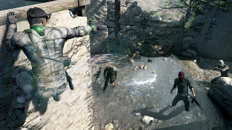 insanecyclone games collectors edition list black cell splinter
