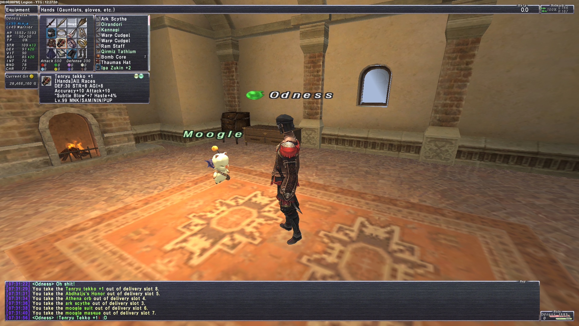 odesseiron ffxi prize scythe that consolation kill worth anything didnt losers sadly actual wasnt begun hitting giveaway vanafest golden gobbiebag isnt bitching about talking