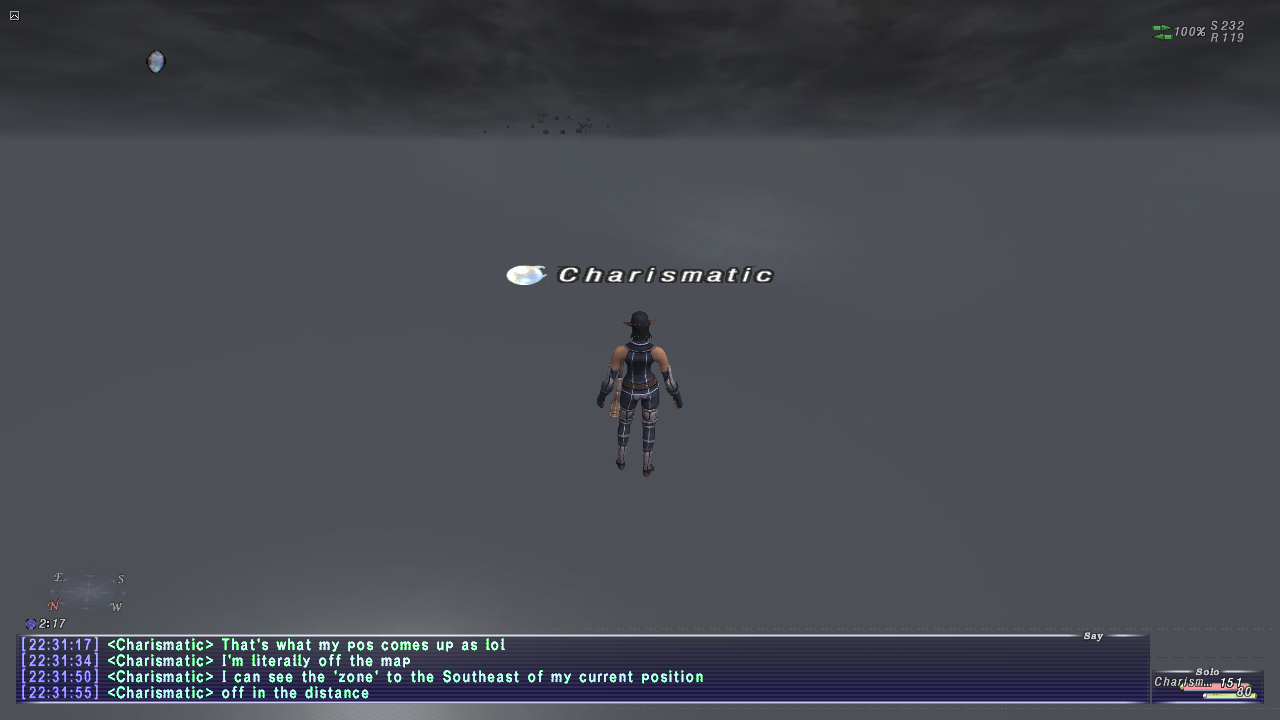 charismatic games will here featured joined that server ffxi community quite members nasomi