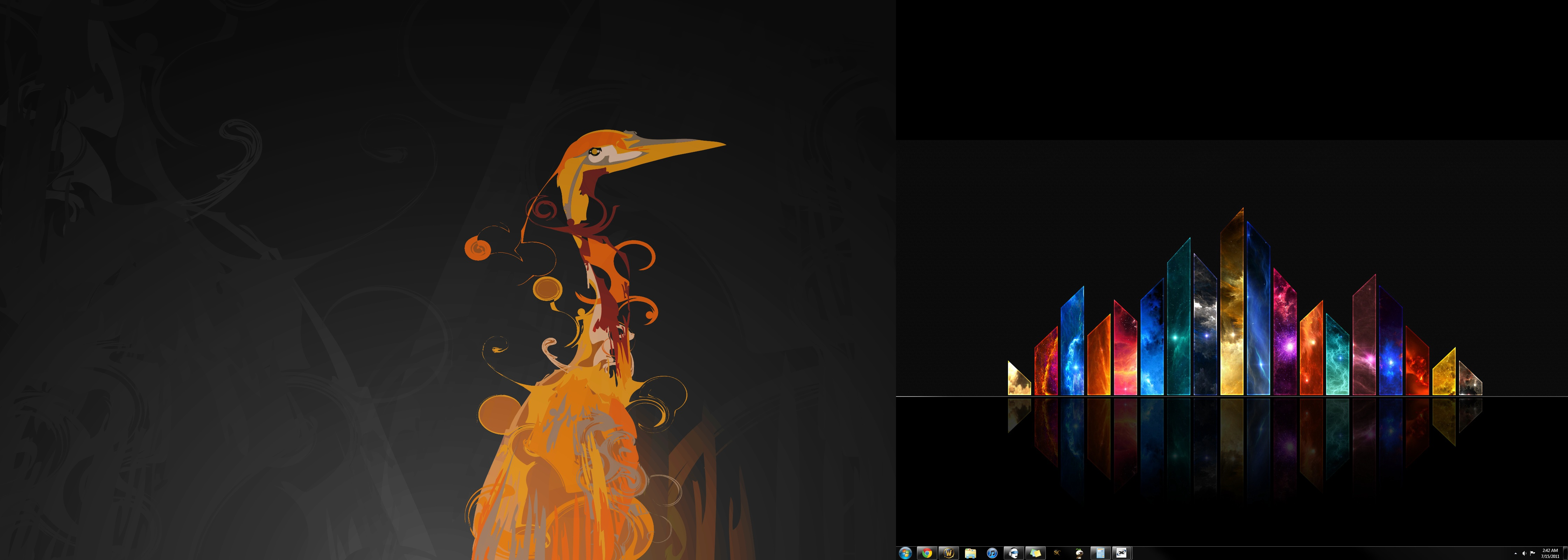 boyiee general desktop commander fonts wing list experimenting to-do rainmeter mind decided kids days icons silly fancy desktops
