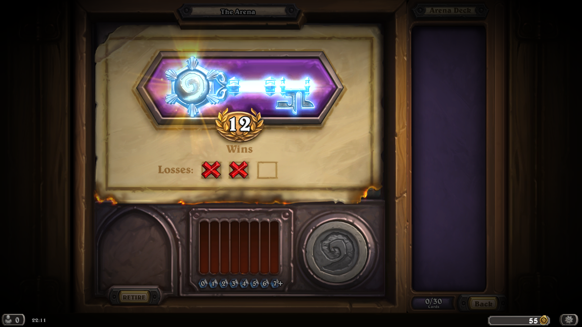 galkaeater games easy super with cheese decks heroic beating naxx here brag about hearthstone