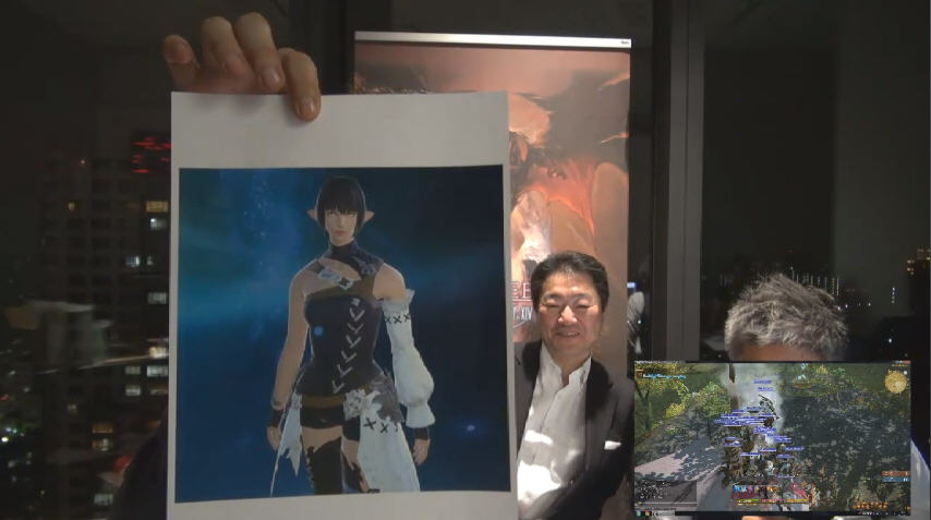 enygma55 ffxiv yoshia clarified brought situation since something sticky been need perhaps animations 11022012 part live from producer this time letter forth third what have