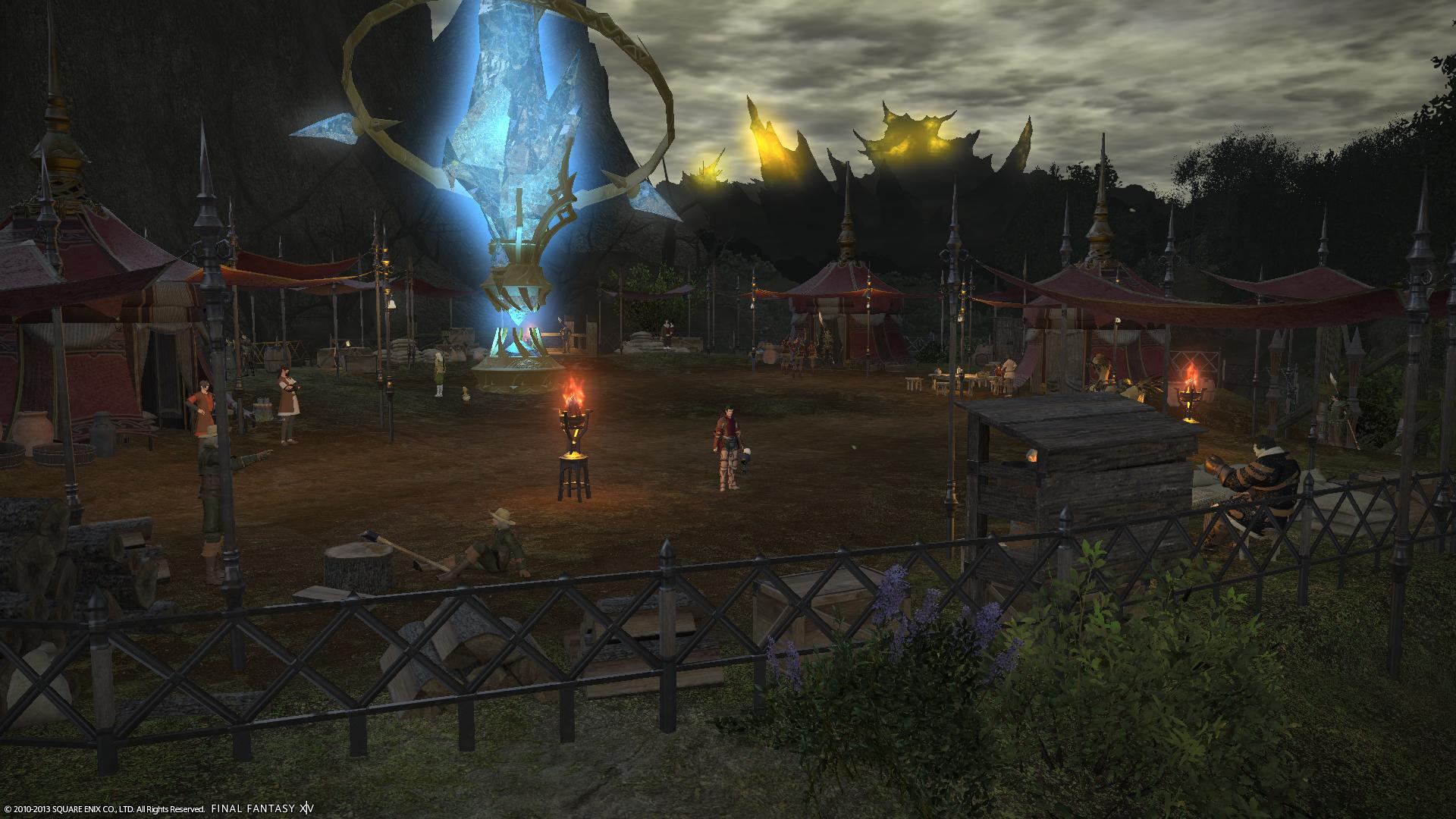 seiji okita ffxiv limsa through tonight well screenshots lifted phase beta