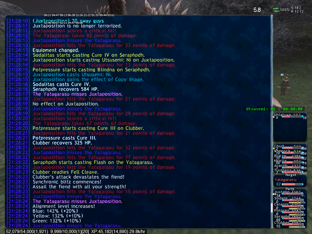 juxtaposition ffxi happened nothing called rate minute isnt half-bad every checker free ja-hint those rare situations explain might weaknesses come land when across where voidwatch