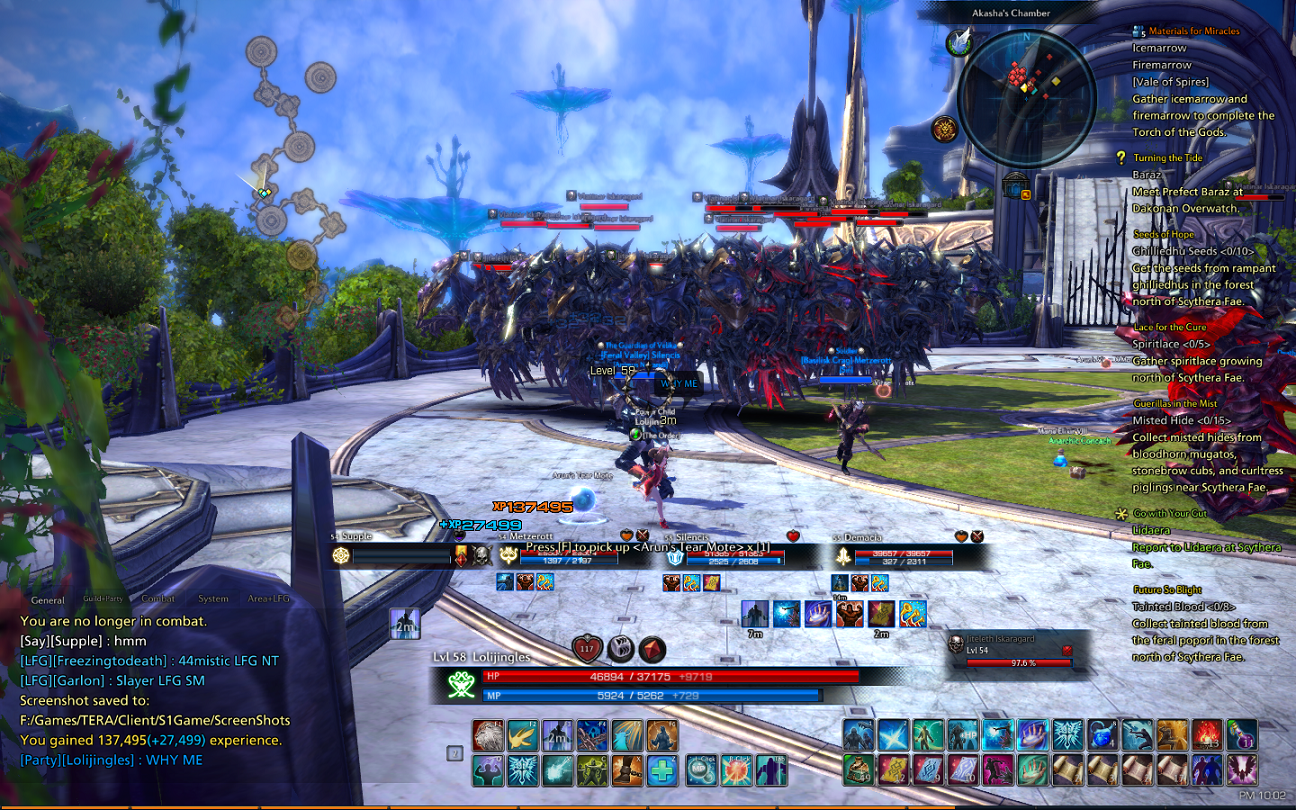 misterjingles games opening gameplay trailer experience preview online media removed heres tera