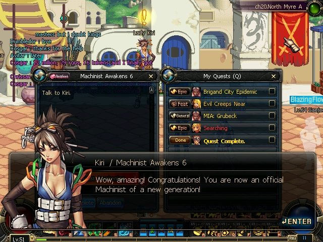 sol-blackguy games huge since upgrade quest fashioned maybe grinding mmos doubt gave playing what shot while time first