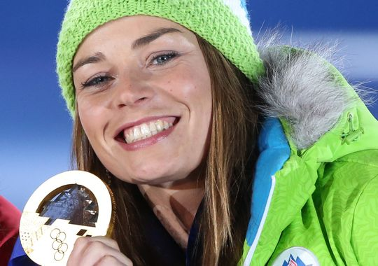 serra  reminded women that australian jenneke michelle hurdler theyre sochi olympics winter gays allowed though 2014