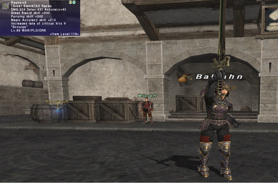 balrahn ffxi doing this that comes love down proph also caliburn grats tool shame like prophett moirai leviathan list relicmythic weapons seems completed known time long forever