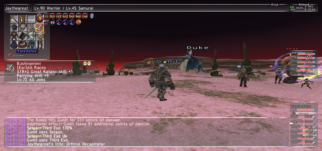 gun-it ffxi gear lv78 wear stand cares leech dolls xxii thread literally player make pics renzys gimpleeches long taking shots screen point fast killing presuming lv90s contribute mobs gonna vtit listed mooch damage contribution tier this play gimpconfusedwtf contributions