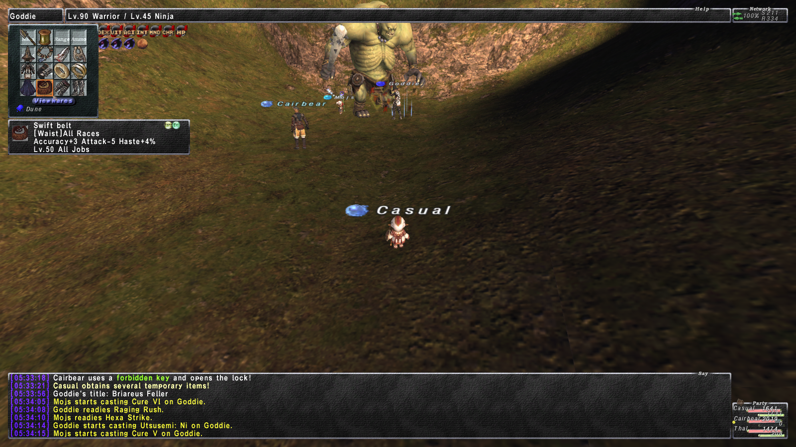 cairthenn ffxi gear lv78 wear stand cares leech dolls xxii thread literally player make pics renzys gimpleeches long taking shots screen point fast killing presuming lv90s contribute mobs gonna vtit listed mooch damage contribution tier this play gimpconfusedwtf contributions