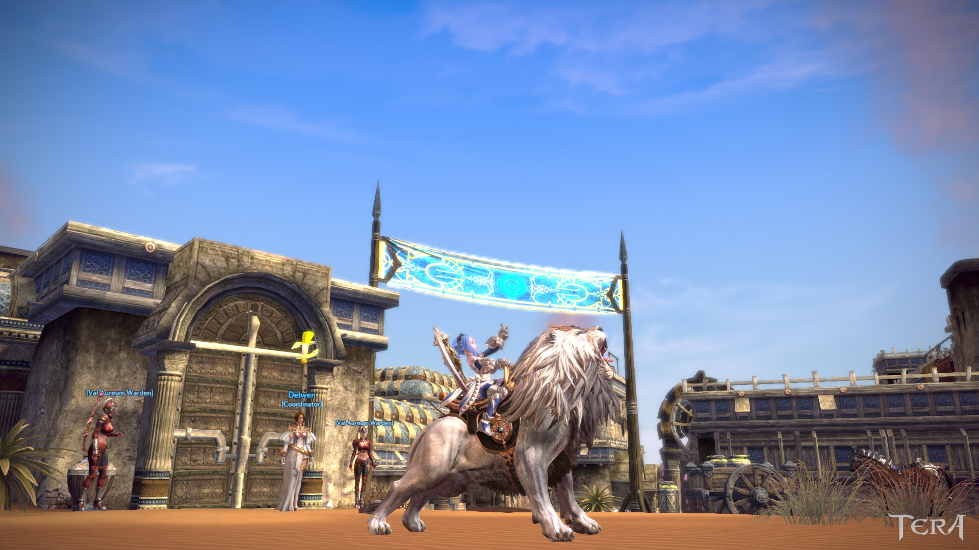 xiani games opening gameplay trailer experience preview online media removed heres tera