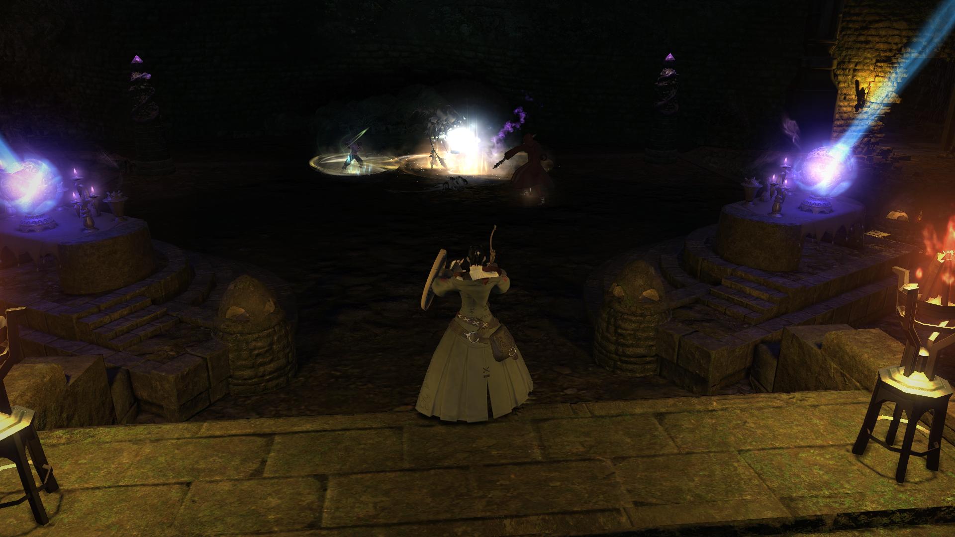 shidobu ffxiv limsa through tonight well screenshots lifted phase beta