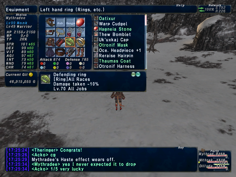 dillydally ffxi drop almost years loved thread like barns xxvi this ones going been what