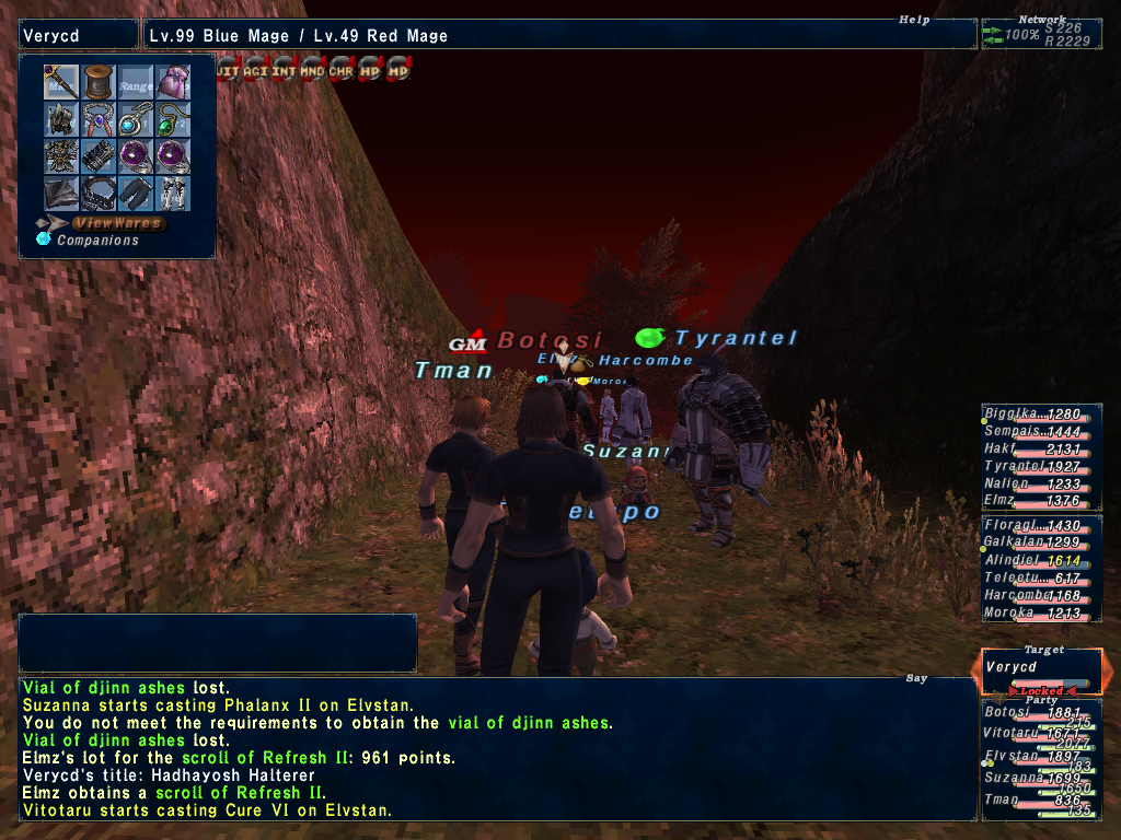botosi ffxi fail from ffxiah randomly this spotted thought screenshot pretty before fucking last xiii time talling posted sure random