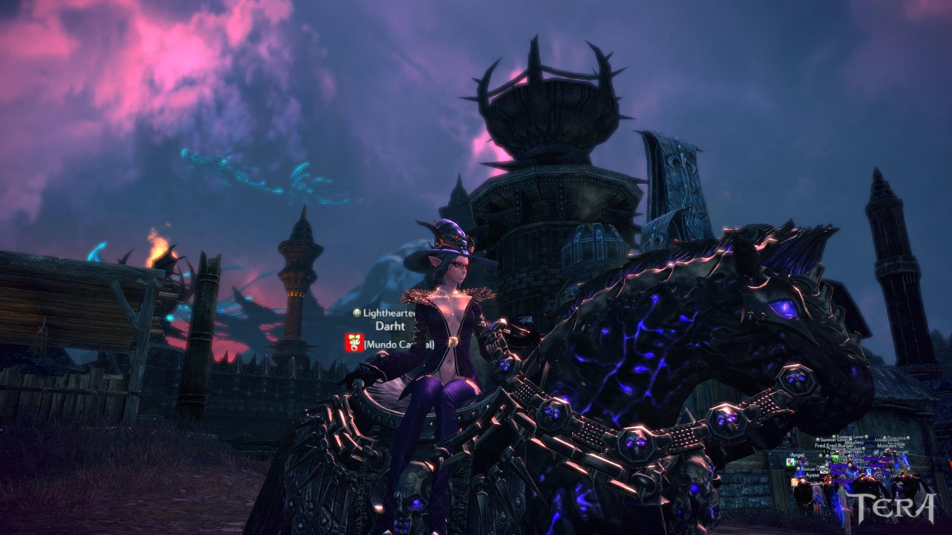 gulkeeva games carried praetor secret recent accomplishment thread tera