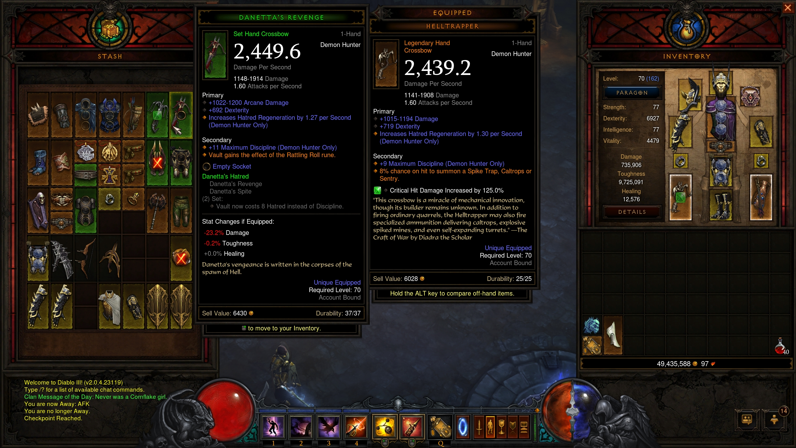 roranora games dont peculiar know what think this just show post trading your diablo legendary