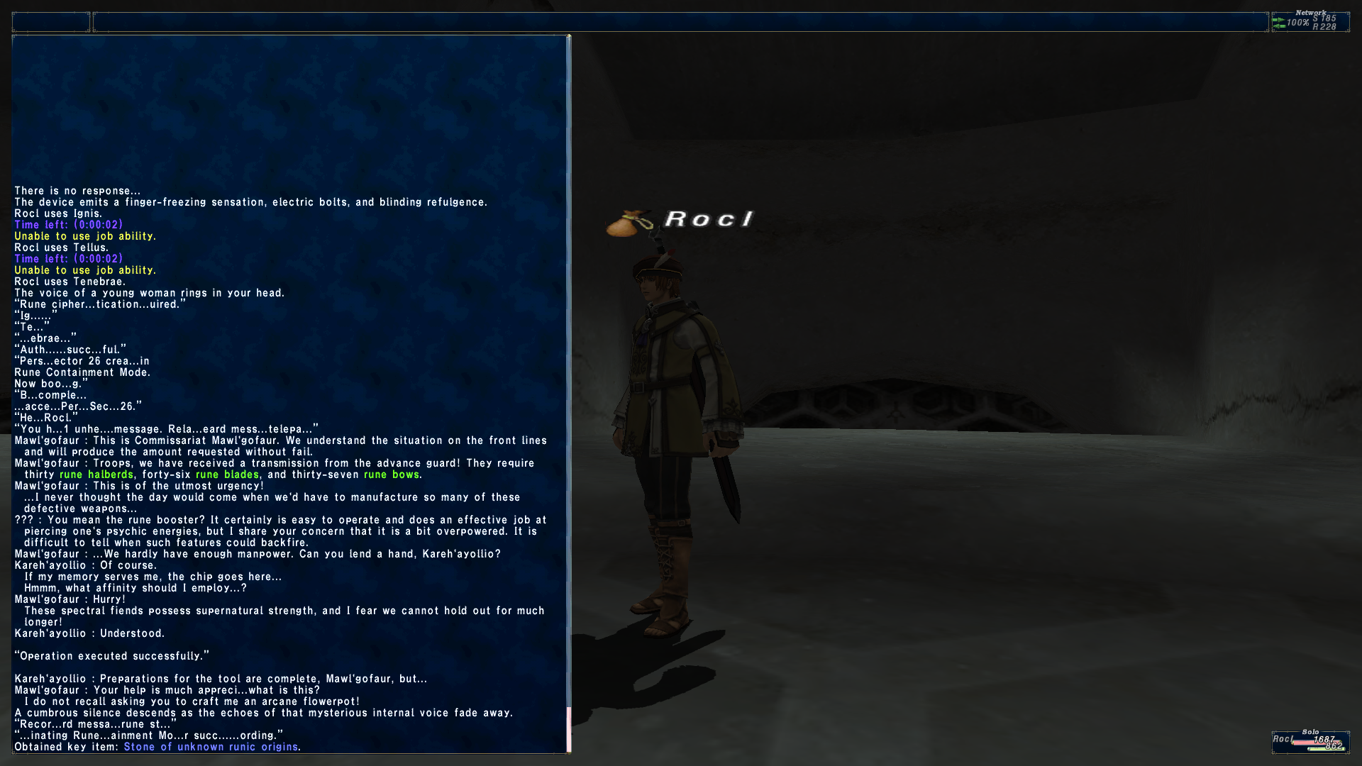 rocl ffxi then aquila that halfling says scene lines remember were tasked with care taking saying basically blame task what actually part failed those something robel-akbel without scalds change after along absolutely guarantee questline windurst unclear plot-holes issues 100 requires wondering make sense solely didnt lilisette distinctly referring because thought meant