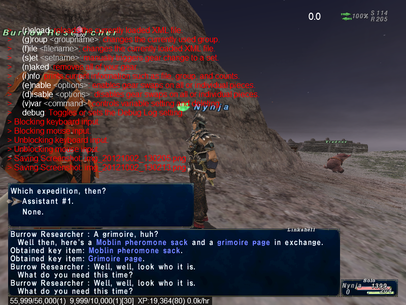 nynja ffxi just satisfy ones beastman original costume obsession gonna hecteyes bought although bitch that players yeah maybe kicks randomly burrows findings glitched luck cheap enough meeble theyre said like