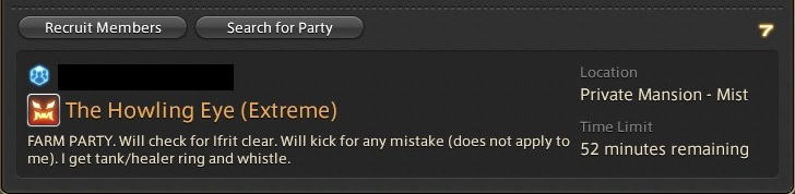niiro ffxiv they duty that fail right unless enter away going gear chests some months raid when until anyway month feel like doesnt argument type replace still every give fucking time likely youre have which much since just been even released major something i340 hasnt this weight changes early into last tier