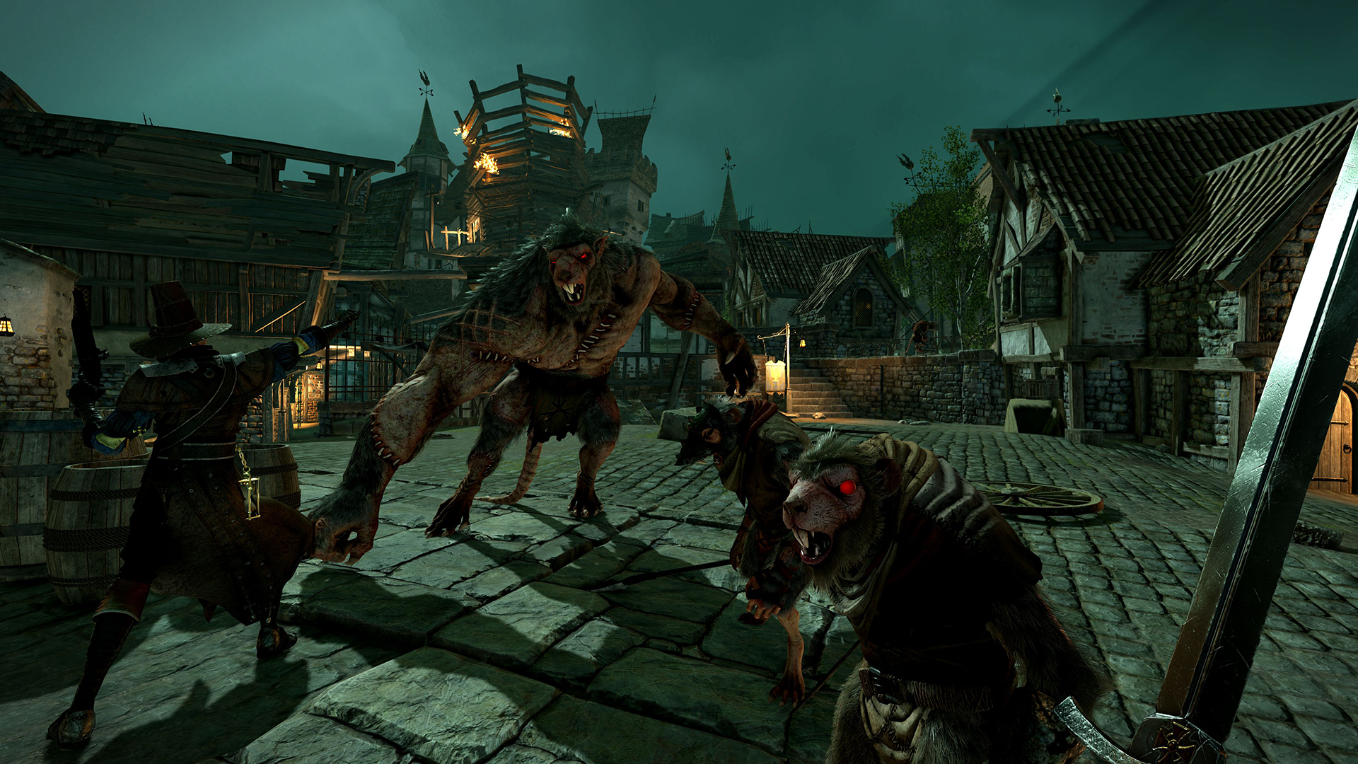 Warhammer: End Times - Vermintide (PC/Xbone/PS4)