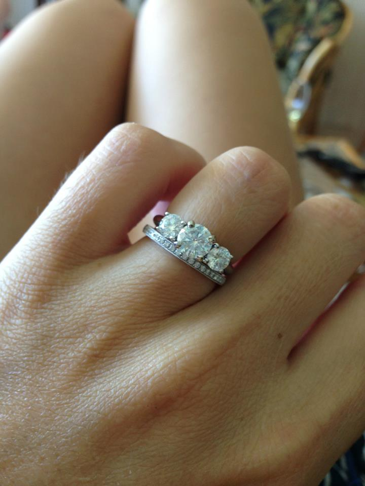 ddz general good together really with diamond always rings setting center want think they shopping getting deal carat almost pretty grades chose actually stone picked different grade ended lower sell 2600 lifetime like month waited went after still surprised luck presentation away right this 5400 band didnt propose also warranty maintenance