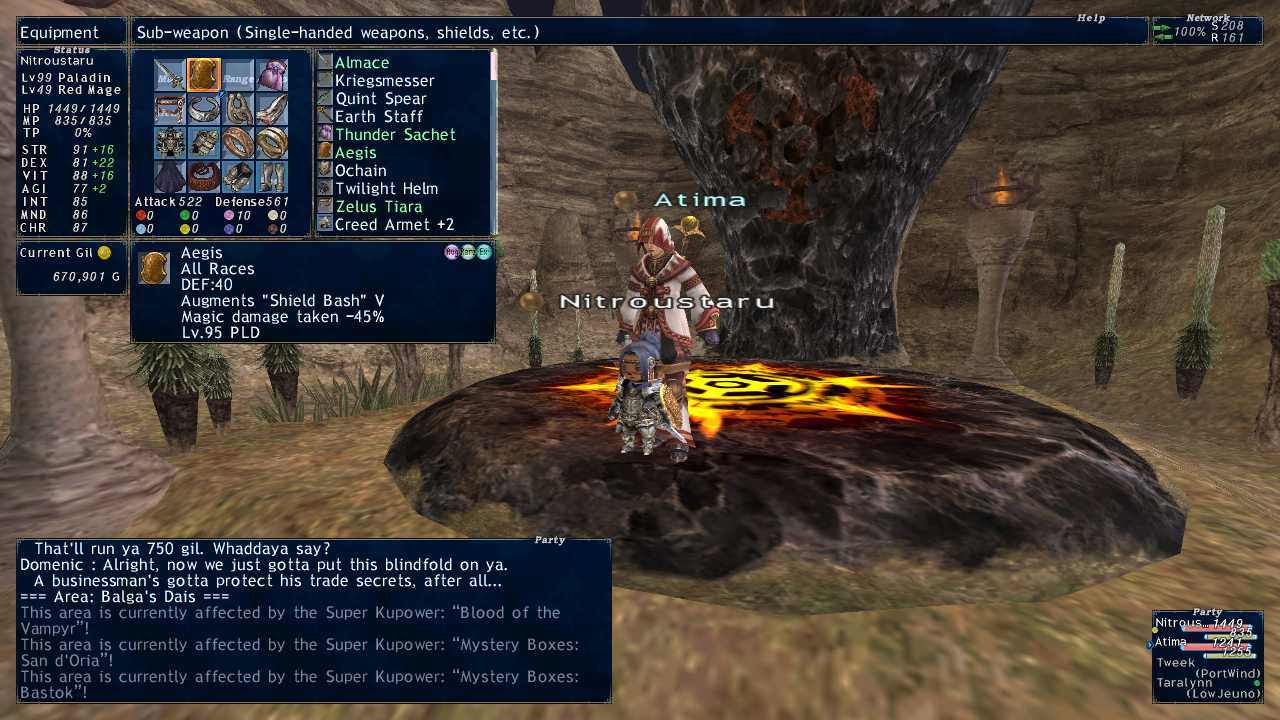 nitrous24 ffxi doing this that comes love down proph also caliburn grats tool shame like prophett moirai leviathan list relicmythic weapons seems completed known time long forever
