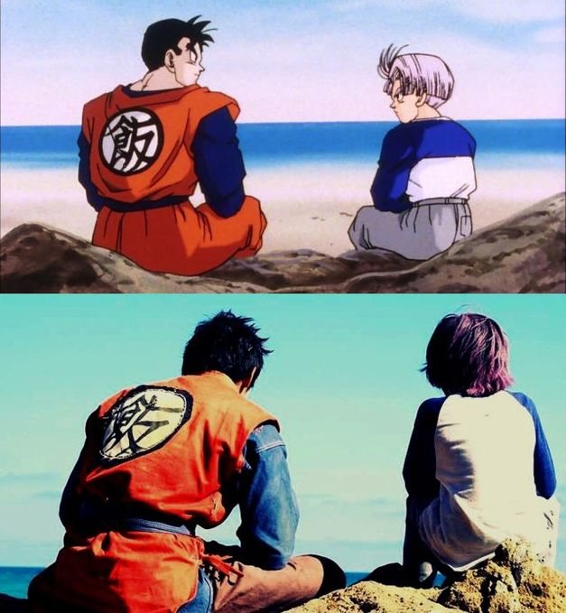 the stig anime best place probably finally nekosilly related 2015 pilot hope light fan-live-action trunks ------ from edit story 2017 dragonball