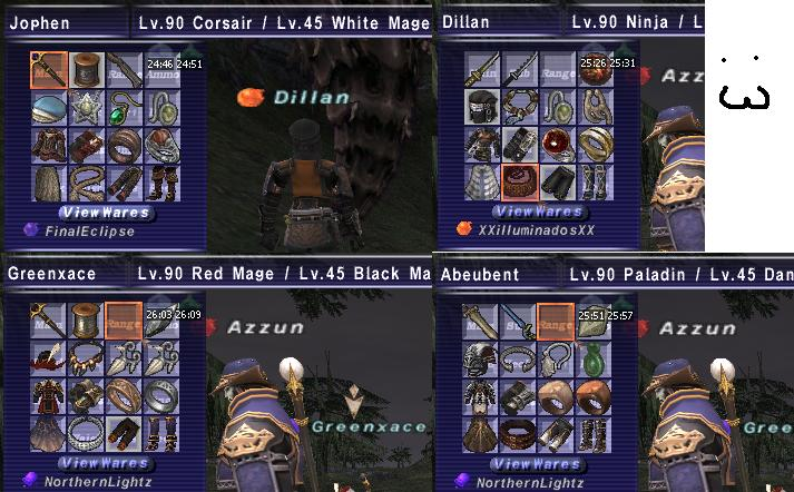 wakabo ffxi gonna complicated fuck witty player doctors note thread gimpconfusedwtf