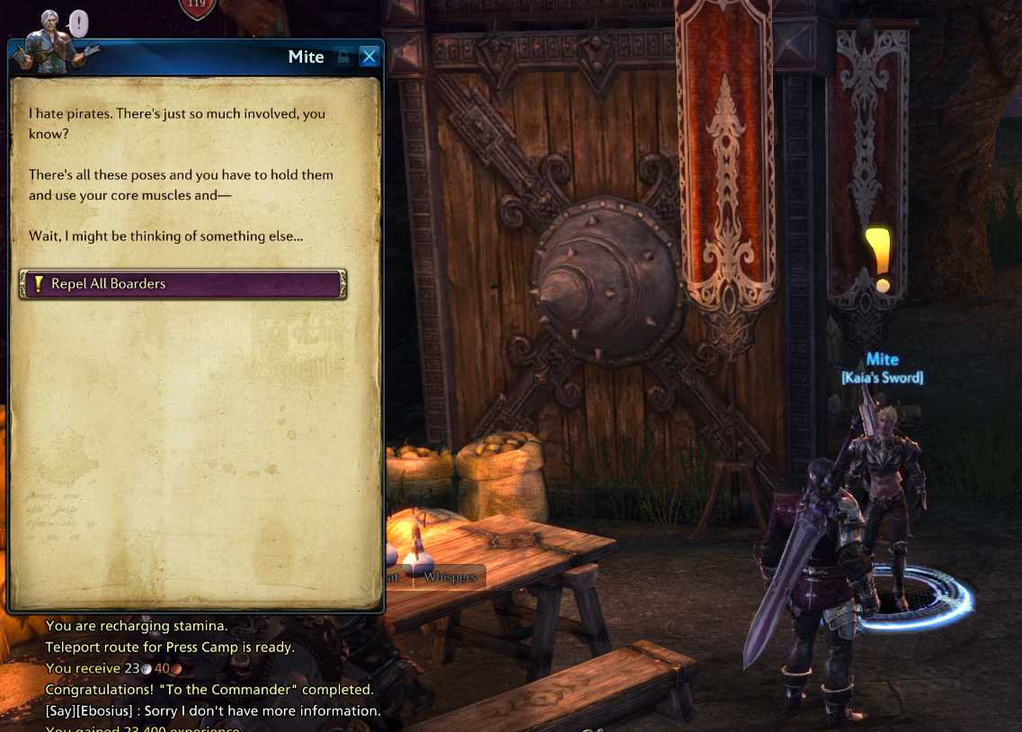 elesirdur games opening gameplay trailer experience preview online media removed heres tera