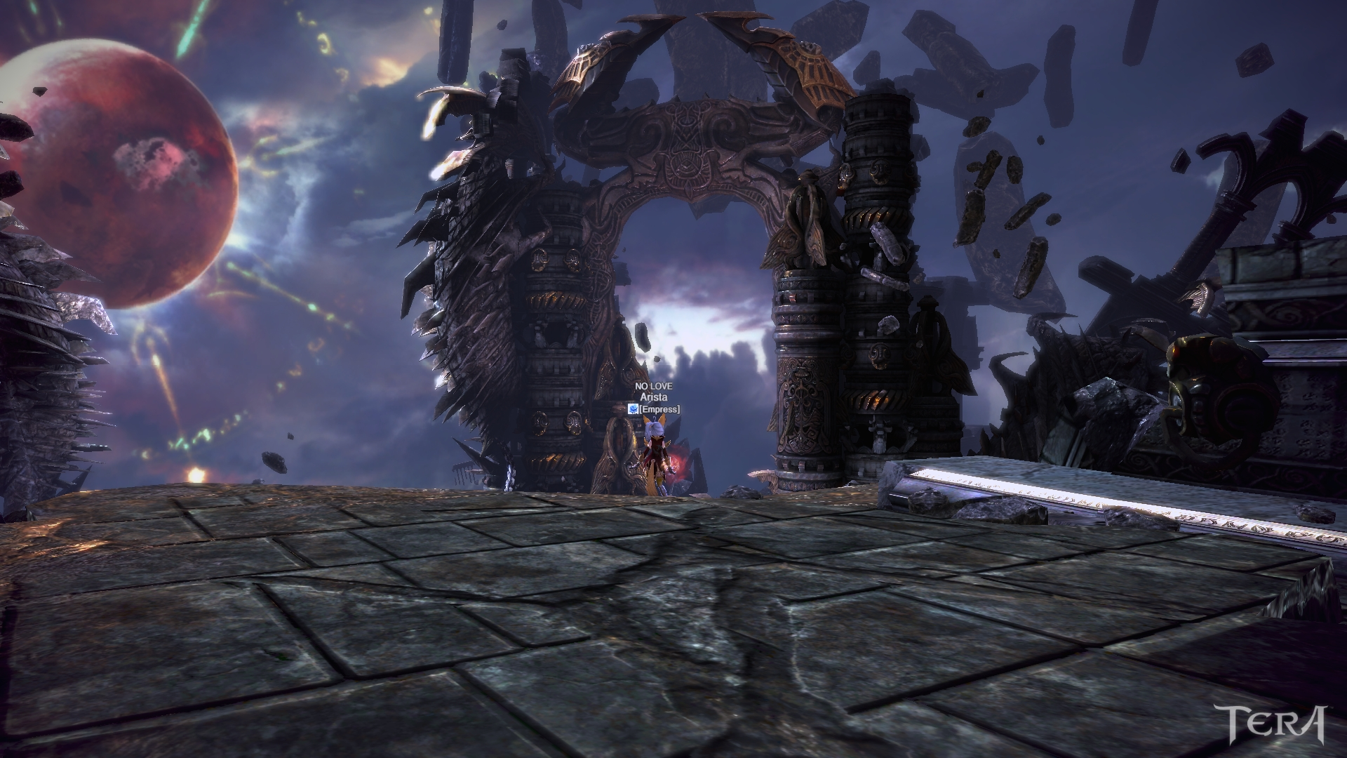 cloudius games opening gameplay trailer experience preview online media removed heres tera