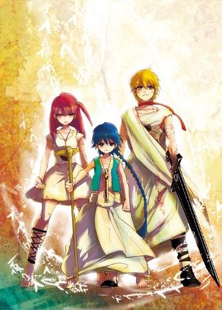 elcura anime chapter magi