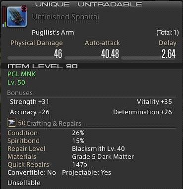 niiro ffxiv posting keep close finishing great tool this lights sorry again weapon information nexus novus atma zodiac last night glass messed fixes relic