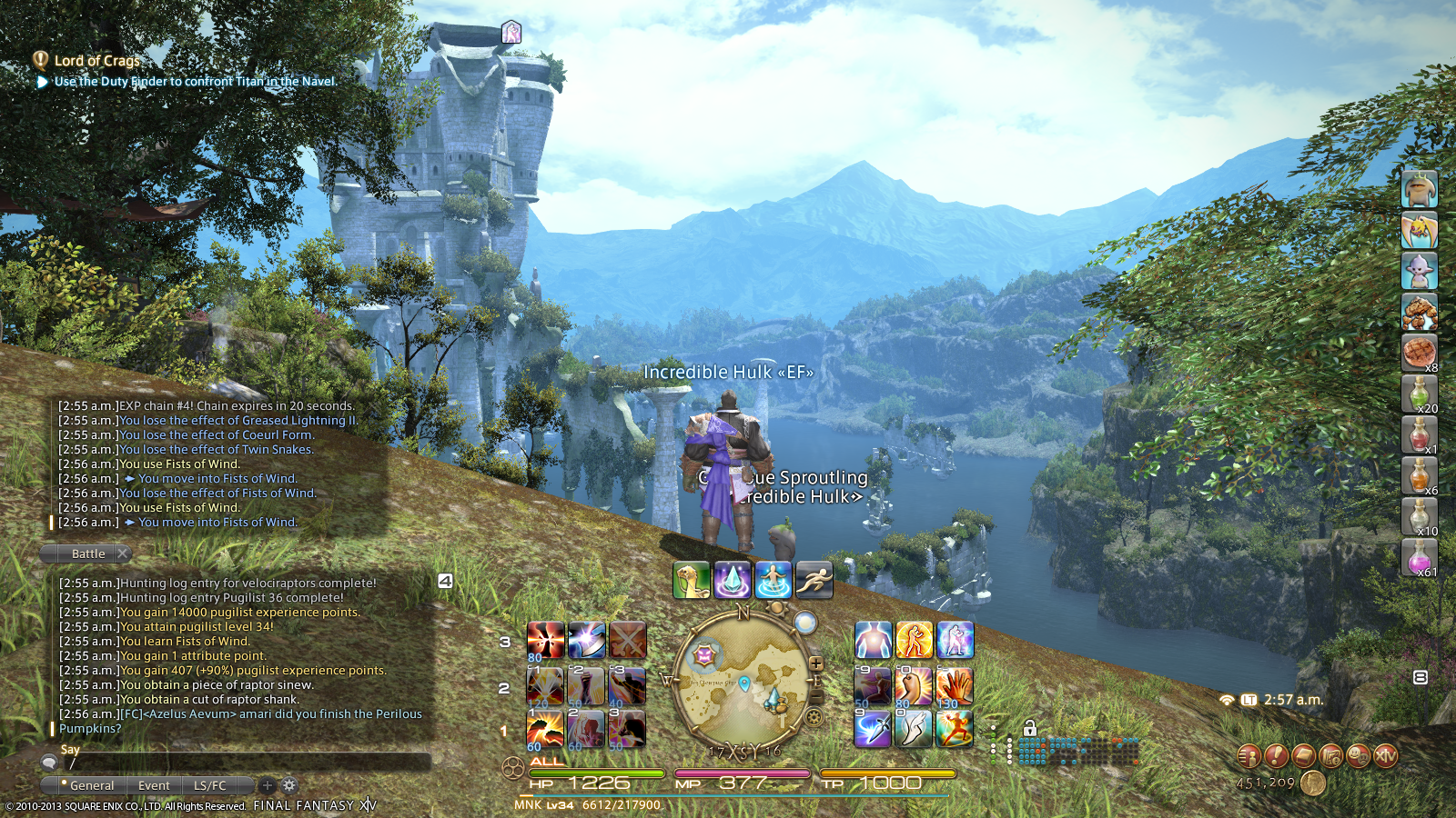 omnipotent ffxiv make petbar command toggle your visibility pictures remember anyone post know