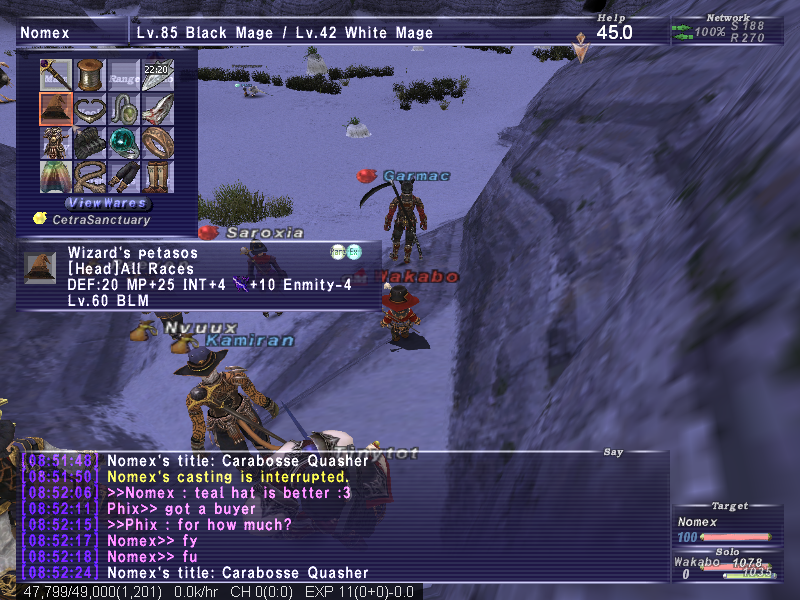 wakabo ffxi gimpconfusedwtf thread player weeks comic computer broke sans motherboard rawdawggin replace forget 2009never kujata hades back nostalgiawhy ever stop playinglets